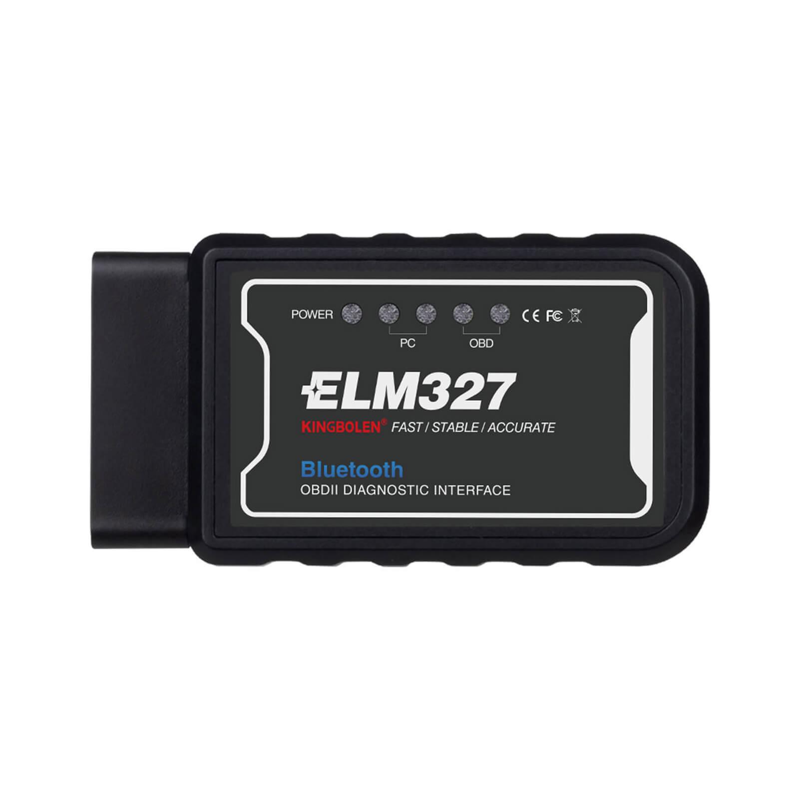 Сканер ELM327 1.5v PIC18F25K80 Bluetooth